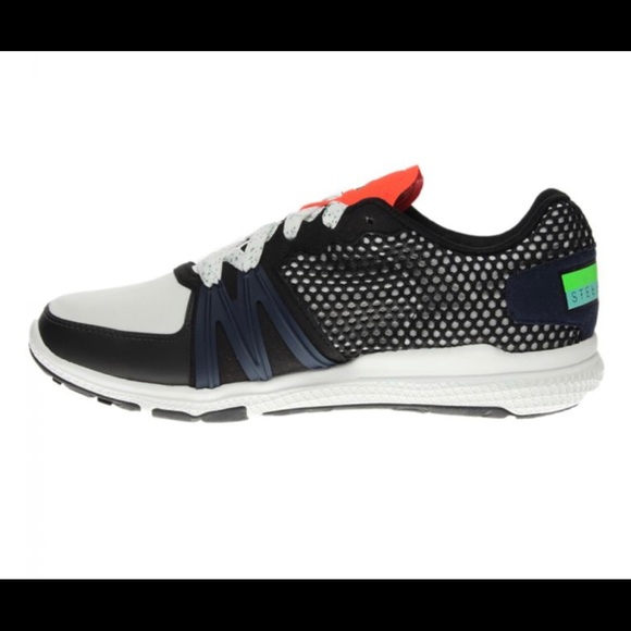 Stella McCartney Adidas Ively sneakers.